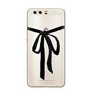 Недорогие Чехлы и кейсы для Huawei Honor-Кейс для Назначение Huawei P9 / Huawei P9 Lite / Huawei P8 P10 Plus / P10 Lite С узором Кейс на заднюю панель Полосы / волосы / Мультипликация Мягкий ТПУ для P10 Plus / P10 Lite / Huawei P9 Lite