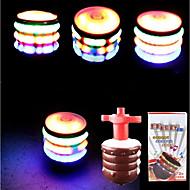 preiswerte Spielzeuge & Spiele-LED - Beleuchtung Spielzeuge Zylinderförmig Klassisch Schein Beleuchtung Im Gespräch Weicher Kunststoff Kinder Stücke