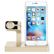 Недорогие Крепления и держатели для Apple Watch-Apple Watch Стенд с адаптером Other Металл Стол