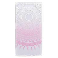 preiswerte Handyhüllen-Hülle Für Sony Xperia XA ultra Sony Sony Xperia X Leistung Sony Xperia XA Sony Xperia X Xperia XZ1 kompakt Xperia XZ1 Transparent Muster