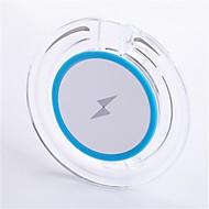 お買い得  携帯電話用ユニバーサルアクセサリ-ワイヤレスチャージャー 電話USB充電器 ユニバーサル 1A