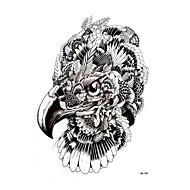 cheap Temporary Tattoos-1 pcs Tattoo Stickers Temporary Tattoos Animal Series Body Arts Arm / Shoulder
