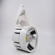 voordelige LED-raillampen-1pc 20W 1 LEDs Gemakkelijk te installeren Raillampen Warm wit Natuurlijk wit Wit AC 86-220V
