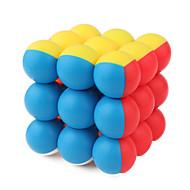 abordables Juguetes y juegos-Cubo de rubik Alienígena 3*3*3 Cubo velocidad suave Cubos mágicos rompecabezas del cubo Brillante Competencia Regalo Chica