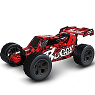 abordables Voitures RC-Voitures RC  4 canaux 2.4G Rock Climbing Car 1:20 25 KM / H
