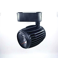 halpa LED-kohdevalaisimet-1kpl 40W 1 LEDit Helppo asennus Kohdevalaisimet Lämmin valkoinen Neutraali valkoinen Valkoinen AC 86-220
