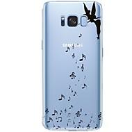 Недорогие Чехлы и кейсы для Galaxy S8 Plus-Кейс для Назначение SSamsung Galaxy S8 Plus S8 С узором Кейс на заднюю панель Соблазнительная девушка Мультипликация Мягкий ТПУ для S8