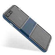 Недорогие Кейсы для iPhone 8 Plus-Кейс для Назначение Apple iPhone 8 Plus iPhone 7 Plus Защита от удара Прозрачный Полосы / волосы Мягкий для