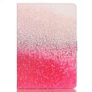 Недорогие Чехлы и кейсы для Samsung Tab-Кейс для Назначение SSamsung Galaxy Tab A 9.7 Кошелек / Бумажник для карт / со стендом Чехол Пейзаж Твердый Кожа PU для