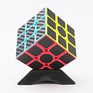 voordelige Speelgoed & Hobby-Rubiks kubus Hiilikuitu Stone Cube 3*3*3 Soepele snelheid kubus Magische kubussen Puzzelkubus Relieves ADD, ADHD, Angst, Autisme Kantoor
