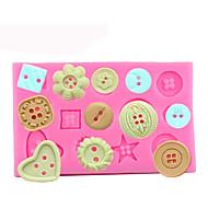 お買い得  キッチン用小物-ベークツール シリカゲル ベーキングツール / 誕生日 / バレンタイン・デー クッキー / Cupcake / ケーキのための ケーキ型
