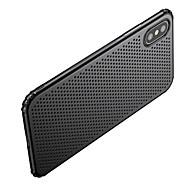 お買い得  -ケース 用途 Apple iPhone X 耐衝撃 超薄型 純色 ハード のために