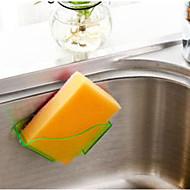 abordables Organización de encimera y pared-Plásticos Fácil de Usar Repisas y Soportes 1pc Organización de cocina