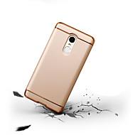お買い得  携帯電話ケース-ケース 用途 Xiaomi Redmi Note 4X Redmi Note 4 耐衝撃 超薄型 フルボディーケース 純色 ハード PC のために Xiaomi Redmi Note 4X Xiaomi Redmi Note 4 Xiaomi Redmi 4X Xiaomi