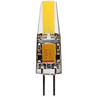billiga -SENCART 1st 4 W LED-lampor med G-sockel 400-450 lm G4 T 1 LED-pärlor COB Dekorativ Varmvit Kallvit 12 V