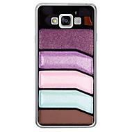 Недорогие Чехлы и кейсы для Galaxy A5(2016)-Кейс для Назначение SSamsung Galaxy A7(2017) A7(2016) С узором Кейс на заднюю панель Мультипликация Мягкий ТПУ для A3 (2017) A5 (2017) A7