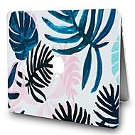 billiga Stekhett sparande-MacBook Fodral för Trä/löv Plast Ny MacBook Pro 15'' Ny MacBook Pro 13'' MacBook Pro 15 tum MacBook Air 13 tum MacBook Pro 13 tum MacBook