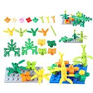 お買い得  -BEIQI ブロックおもちゃ 144 pcs ガーデンテーマ 学校用 シンプル 親子インタラクション 男女兼用 男の子 女の子 おもちゃ ギフト