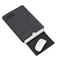 お買い得  MacBook 用ケース/バッグ/スリーブ-スリーブ ソリッド 繊維 のために MacBook Air 13インチ / MacBook Pro 13インチ