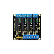 お買い得  -keyestudio arduino用4チャンネルソリッドステートリレーモジュール