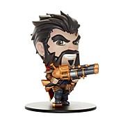 お買い得  アクションフィギュア&モデル-トイフィギュア おもちゃ 戦士 人物 3Dカトゥーン PVC /ビニール 1 小品