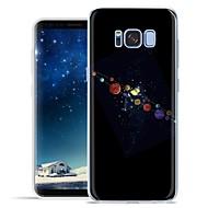 Недорогие Чехлы и кейсы для Galaxy S-Кейс для Назначение SSamsung Galaxy S8 Plus S8 С узором Кейс на заднюю панель Мультипликация Мягкий ТПУ для S8 Plus S8 S7 Active S7 edge