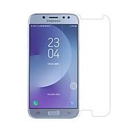 Недорогие Защитные пленки для Samsung-Защитная плёнка для экрана Samsung Galaxy для J7 (2017) Закаленное стекло 1 ед. Защитная пленка для экрана Защита от царапин 2.5D