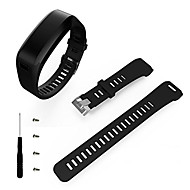 cheap Smartwatch Accessories-Watch Band for Vivosmart HR Garmin Sport Band Silicone Wrist Strap