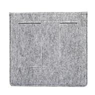 お買い得  MacBook 用ケース/バッグ/スリーブ-スリーブ のために ソリッド 繊維 MacBook Air 13インチ / MacBook Pro 13インチ