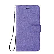 preiswerte Handyhüllen-Hülle Für Google Pixel 2 XL Pixel 2 Kreditkartenfächer Geldbeutel mit Halterung Flipbare Hülle Ganzkörper-Gehäuse Volltonfarbe Hart