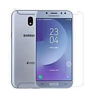 Недорогие Защитные пленки для Samsung-Защитная плёнка для экрана Samsung Galaxy для J5 (2017) Закаленное стекло 1 ед. Защитная пленка для экрана Защита от царапин 2.5D