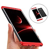 cheap Galaxy Note Series Cases / Covers-Case For Samsung Galaxy Nokia 8 Shockproof Ultra-thin Full Body Cases Solid Color Hard Plastic for Note 8
