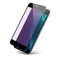 Недорогие Защитные плёнки для экрана iPhone-Защитная плёнка для экрана Apple для iPhone 6s Plus iPhone 6 Plus Закаленное стекло 1 ед. Защитная пленка для экрана 3D закругленные углы