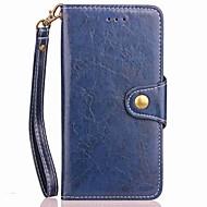 preiswerte Handyhüllen-Hülle Für Huawei Honor 9 Honor 8 Kreditkartenfächer Geldbeutel mit Halterung Flipbare Hülle Magnetisch Ganzkörper-Gehäuse Solide Hart