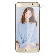Недорогие Чехлы и кейсы для Galaxy S-Защитная плёнка для экрана Samsung Galaxy для S6 edge Закаленное стекло 1 ед. Защитная пленка для экрана Защита от царапин Уровень защиты