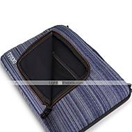 preiswerte Handyhüllen-Hülle Für Apple iPad Pro 12.9 '' Geldbeutel Stoßresistent Handytasche Solide Weich Textil für iPad Pro 12.9''