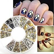 billige -1 pcs Negle Smykker Multifunktionel Kreativ Negle kunst Manicure Pedicure Daglig Trendy / Mode