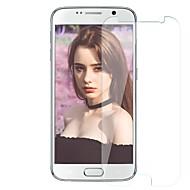Недорогие Чехлы и кейсы для Galaxy S-Защитная плёнка для экрана Samsung Galaxy для S6 Закаленное стекло 1 ед. Защитная пленка для экрана Защита от царапин Уровень защиты 9H