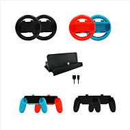 お買い得  -iPEGA ワイヤレス ゲームアクセサリーキット 用途 任天堂スイッチ 、 ゲームアクセサリーキット ABS 10 pcs 単位