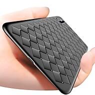 Недорогие Кейсы для iPhone 8-Кейс для Назначение Apple iPhone X iPhone 7 Plus Стразы Кейс на заднюю панель С сердцем Мягкий ТПУ для iPhone X iPhone 8 Pluss iPhone 8