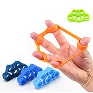 Håndgrep Gummi Elastisk Karpaltunnel Avtrekkerfinger Fingerøvelser Trening & Fitness Arbeide Trening Til Ytelse