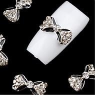 billige -5 pcs Negle Smykker Multifunktionel / Bedste kvalitet Kreativ Negle kunst Manicure Pedicure Daglig Trendy / Mode