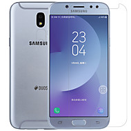 billige Other Serier Skærmbeskytter Til Samsung-Skærmbeskytter Samsung Galaxy for J5 (2017) PET 2 Stk. Front og kameralinsbeskytter Anti-Glans Anti-fingeraftryk Ridsnings-Sikker