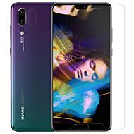 お買い得  -スクリーンプロテクター Huawei のために Huawei P20 PET 2 PCS フロント&カメラレンズプロテクター アンチグレア 指紋防止 傷防止 超薄型 ハイディフィニション(HD)