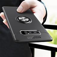 Недорогие Чехлы и кейсы для Galaxy Note 8-Кейс для Назначение SSamsung Galaxy Note 8 со стендом Кейс на заднюю панель Однотонный Мягкий ТПУ для Note 8