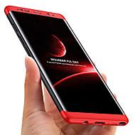Недорогие Чехлы и кейсы для Galaxy Note-Кейс для Назначение SSamsung Galaxy Note 8 Защита от удара Матовое Кейс на заднюю панель Однотонный Твердый ПК для Note 8