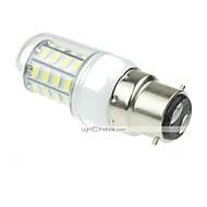 Χαμηλού Κόστους Λαμπτήρες LED τύπου Corn-SENCART 3000-3500/6000-6500 lm B22 LED Λάμπες Καλαμπόκι T 40 leds SMD 5630 Διακοσμητικό Θερμό Λευκό Ψυχρό Λευκό AC 220-240V