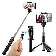 halpa -VORMOR Selfie-tikku Bluetooth Pidennettävä Maksimi pituus 68cm Android / Kansainvälinen / iOS Android / iOS