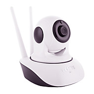 お買い得  -veskys®720p hdワイヤレスセキュリティipカメラ1.0mp夜間視界監視カメラ(ホームセキュリティ/赤外線ナイトビジョン)