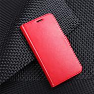 preiswerte Handyhüllen-Hülle Für HTC HTC Desire 12 / HTC Desire 12+ Geldbeutel / Kreditkartenfächer / Flipbare Hülle Ganzkörper-Gehäuse Solide Hart PU-Leder für